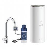 Grohe Red Mono - stojánkový ventil a zásobník pro vroucí a teplou vodu (7l)