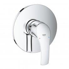 Eurosmart - sprchová podomítková baterie, bez podomítkového tělesa 35600