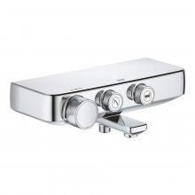 Grohtherm SmartControl - vanová termostatická baterie