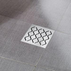podlahová vpusť