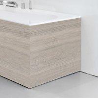 Panel boční 80 satinové dřevo R