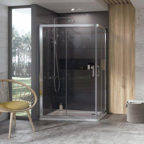 10°- sprchové kouty rohové