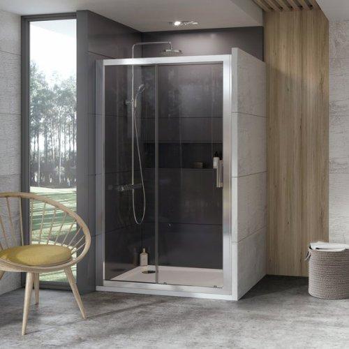 10°- sprchové dveře