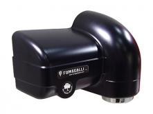 HI-Tech FM09A(a) ECP black - osoušeč rukou, fotobuňka, regulace teploty a proudu, černá