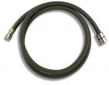 Sprchová hadice k dřezové baterii, šedá-chrom