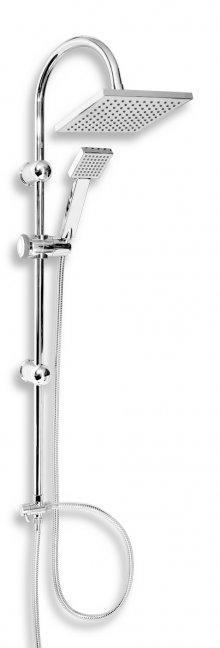 Sprchová souprava (hlavová a ruční sprcha) chrom