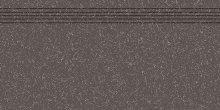 Linka - schodovka 30x60 černá