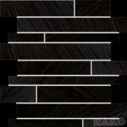 Geo - dlaždice mozaika 45x45 černá