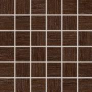 Defile - dlaždice mozaika 5x5 hnědá
