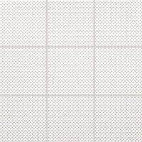 Color Two (WHITE) - dlaždice mozaika 10x10 bílá matná, R10 B, mrazuvzdorná