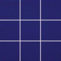 Color Two (RAL 2902035) - dlaždice mozaika 10x10 modrá matná, R10 B, mrazuvzdorná