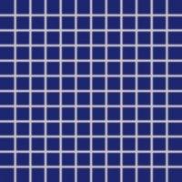Color Two (RAL 2902035) - dlaždice mozaika 2,5x2,5 modrá matná, mrazuvzdorná