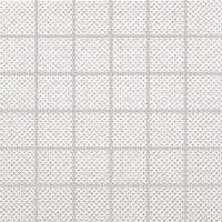 Color Two (WHITE) - dlaždice mozaika 5x5 bílá matná, B, mrazuvzdorná
