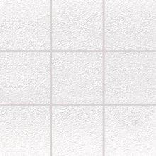 Color Two (WHITE) - dlaždice mozaika 10x10 bílá matná, R10 B