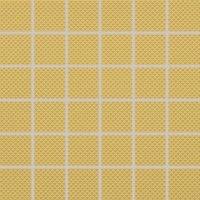 Color Two (RAL 0858070) - dlaždice mozaika 5x5 žlutá matná, R10 B, mrazuvzdorná