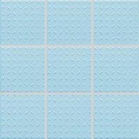 Color Two (RAL 2408015) - dlaždice mozaika 10x10 modrá matná, C, mrazuvzdorná