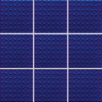 Color Two (RAL 2902035) - dlaždice mozaika 10x10 modrá matná, C, mrazuvzdorná