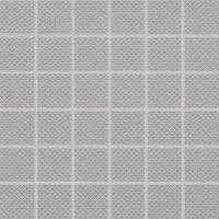 Color Two (RAL 0607005) - dlaždice mozaika 5x5 šedá matná, R10 B