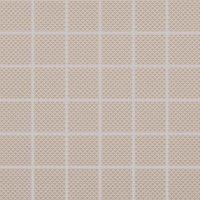 Color Two (RAL 0508010) - dlaždice mozaika 5x5 béžová matná, R10 B
