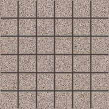 Taurus Granit (68 S Cuba) - dlaždice mozaika 5x5 hnědošedá, R10 B
