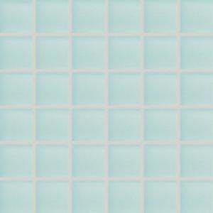 Fashion - obkládačka mozaika 5x5 sklo bílá
