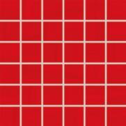 Air - obkládačka mozaika 5x5 červená