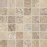 Como - dlaždice mozaika 33x33 béžová