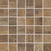 Era - dlaždice mozaika 30x30 hnědá