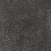 Base - dlaždice rektifikovaná 60x60 černá reliéfní