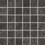 Base - dlaždice mozaika 5x5 černá