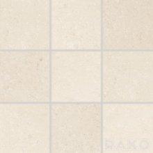 Base - dlaždice rektifikovaná 10x10 béžová reliéfní