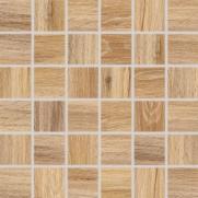 Faro - dlaždice mozaika 5x5 hnědá