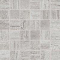 Alba - dlaždice mozaika 5x5 šedá