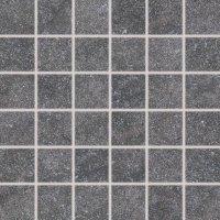 Kaamos - dlaždice mozaika 5x5 černá
