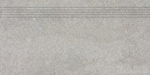 Kaamos - schodovka kalibrovaná 30x60 šedá