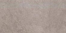 Kaamos - schodovka kalibrovaná 40x80 béžovošedá