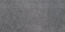Kaamos - schodovka kalibrovaná 40x80 černá