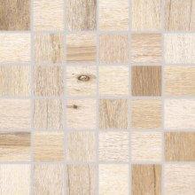 Saloon - dlaždice mozaika 5x5 hnědá