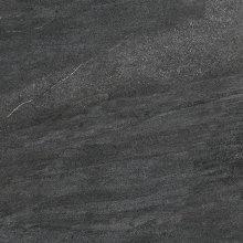 Quarzit - dlaždice rektifikovaná 80x80 černá matná