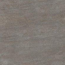 Quarzit - dlaždice rektifikovaná 60x60 hnědá matná