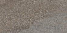 Quarzit - dlaždice rektifikovaná 30x60 hnědá matná