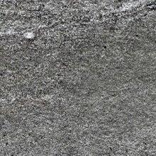 Quarzit - dlaždice rektifikovaná 20x20 šedá matná reliéfní