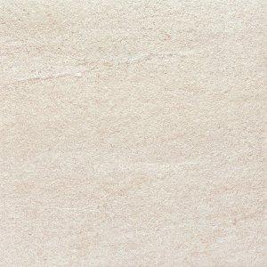 Quarzit Outdoor - dlaždice rektifikovaná 60x60, 3 cm béžová matná reliéfní