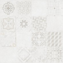 Betonico - dlaždice rektifikovaná 60x60 bílošedá