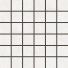 Betonico - dlaždice mozaika 5x5 bílošedá