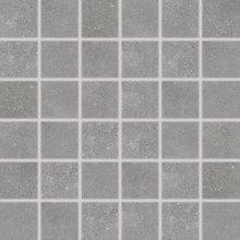 Betonico - dlaždice mozaika 5x5 šedá