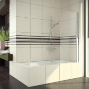 SLB1 - jednodílná vanová zástěna pravá 70 cm