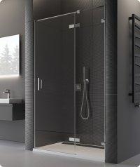PU13 - ATYP jednokřídlé dveře s pevnou stěnou v rovině pravé, šířka do 160 cm, L-kování