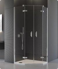 PUT52P - ATYP boční stěna pro pětiúhelník 30-100, výška do 200 cm, profil