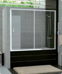 TOPB2 - vanové posuvné dveře s pevnou stěnou v rovině 180 cm